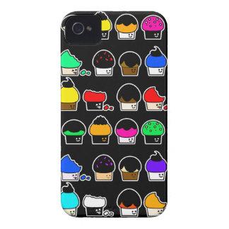 Capa Para iPhone Cavalcade do cupcake - teste padrão de repetição