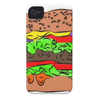 Capa Para iPhone Cheeseburger