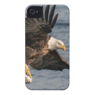 Capa Para iPhone Comida de travamento da águia americana