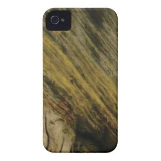 Capa Para iPhone cortes amarelos na rocha