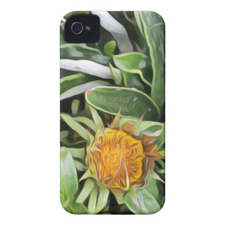 Capa Para iPhone Dente-de-leão um la Van Gogh