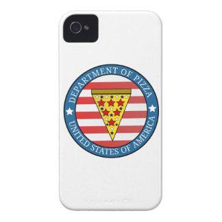 Capa Para iPhone Departamento da pizza