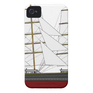 Capa Para iPhone Desenho do veleiro