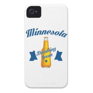 Capa Para iPhone Equipe do bebendo de Minnesota