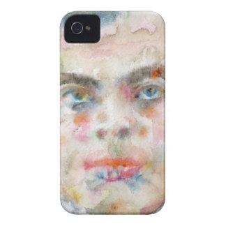 Capa Para iPhone exupery de Antoine de santo - retrato da aguarela