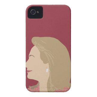 Capa Para iPhone Feminista de Hillary Clinton