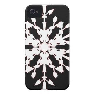 Capa Para iPhone Floco de neve