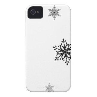 Capa Para iPhone Flocos de neve