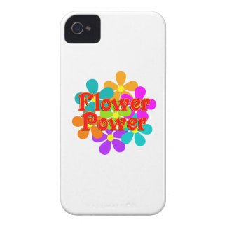 Capa Para iPhone Flower power bonito