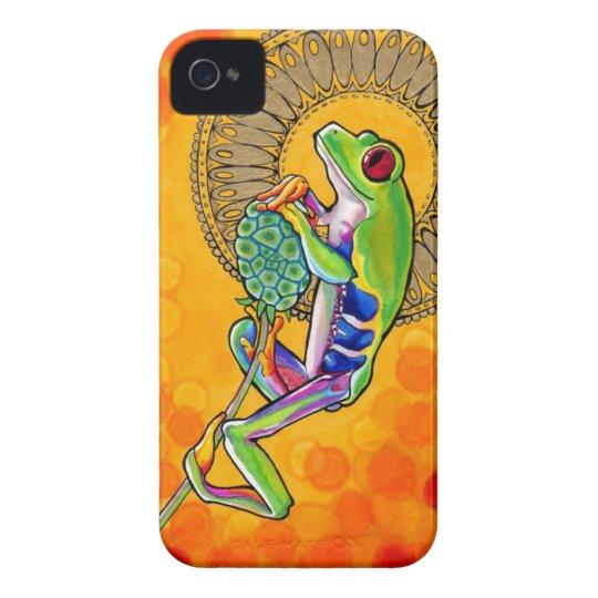 Capa Para iPhone Frog Iphone
