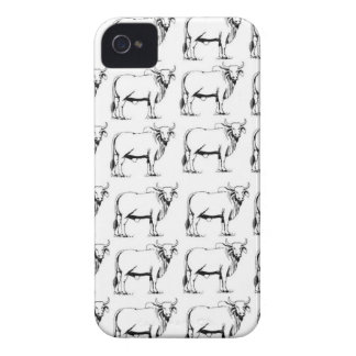 Capa Para iPhone grupo de touros maus