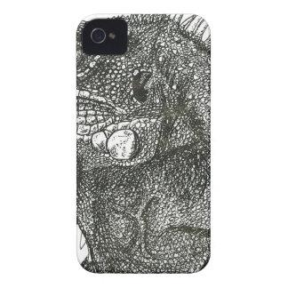 Capa Para iPhone Iguana