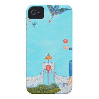 Capa Para iPhone Jardim do paraíso