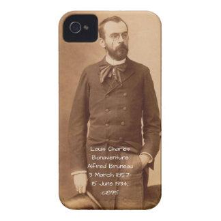 Capa Para iPhone Louis Charles Bonaventure Alfred Bruneau