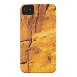 Capa Para iPhone o sol dourado beijou a pedra
