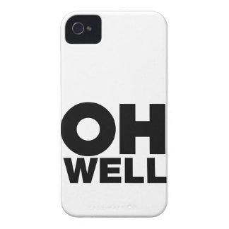 Capa Para iPhone Oh, texto, palavras da exasperação