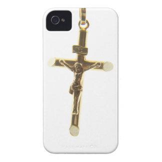 Capa Para iPhone Ouro transversal do Jesus Cristo horizontal