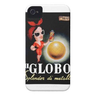 Capa Para iPhone Poster 1949 italiano da propaganda do IL Globo