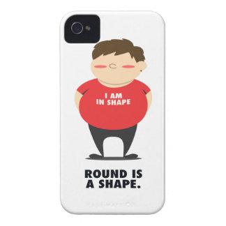 Capa Para iPhone Redonda é uma forma