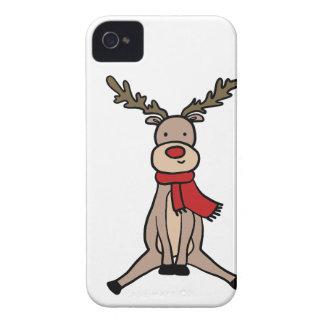 Capa Para iPhone RENA BONITO, Rudolph