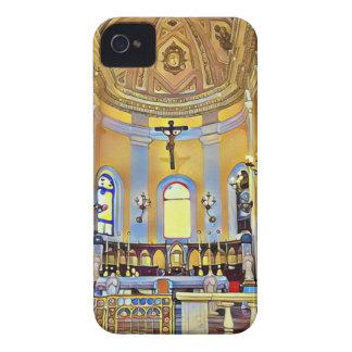 Capa Para iPhone Santuário artístico velho bonito de San Juan