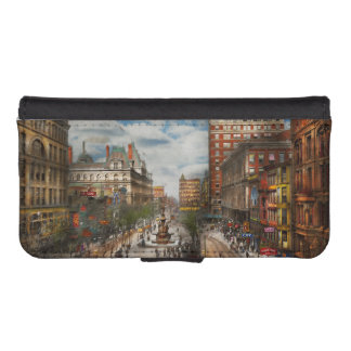 Capa Para iPhone SE/5/5s Cidade Cincinnati OH - fonte 1907 de Tyler