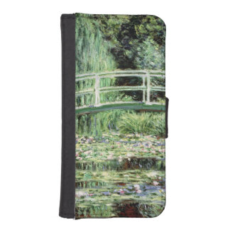 Capa Para iPhone SE/5/5s Claude Monet | Waterlilies branco, 1899