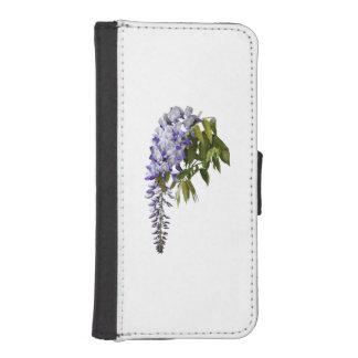 Capa Para iPhone SE/5/5s Glicínias e folhas