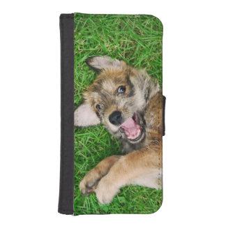 Capa Para iPhone SE/5/5s O filhote de cachorro bonito de riso de Berger
