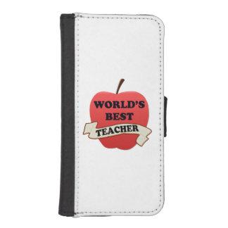 Capa Para iPhone SE/5/5s O melhor professor do mundo