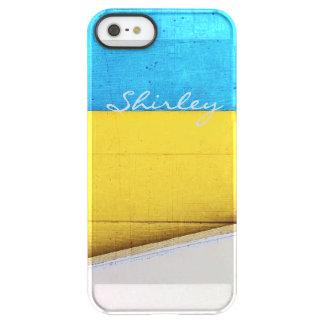 Capa Para iPhone SE/5/5s Permafrost® Abstrato Construção-Mínimo golpeado por STaylor
