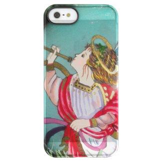 Capa Para iPhone SE/5/5s Permafrost® Anjo do Natal - arte do Natal - decorações do anjo