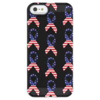 Capa Para iPhone SE/5/5s Permafrost® Fita dos EUA