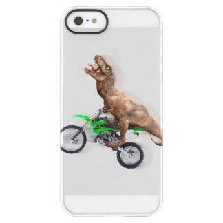 Capa Para iPhone SE/5/5s Permafrost® Motocicleta do rex de T - passeio do rex de t -