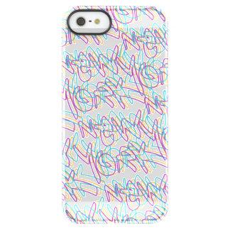 Capa Para iPhone SE/5/5s Permafrost® NewYork, urbano, StreetArt, EUA, design, NYC,