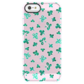 Capa Para iPhone SE/5/5s Permafrost® O trevo sae da caixa do defletor do iPhone SE/5/5s