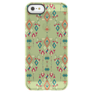 Capa Para iPhone SE/5/5s Permafrost® Ornamento asteca tribal étnico do vintage