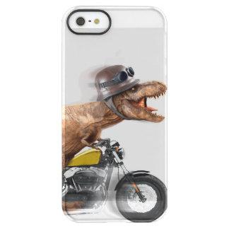 Capa Para iPhone SE/5/5s Permafrost® Rex dos motocicleta-tiranossauros-t do rex de T -