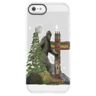 Capa Para iPhone SE/5/5s Permafrost® T-shirt de Bigfoot