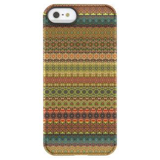 Capa Para iPhone SE/5/5s Permafrost® Teste padrão asteca tribal do vintage