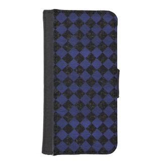 CAPA PARA iPhone SE/5/5s SQR2 BK-MRBL BL-LTHR
