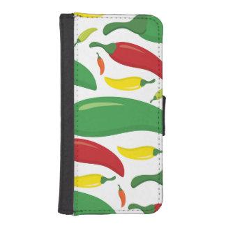 Capa Para iPhone SE/5/5s Teste padrão da pimenta