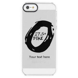 CAPA PARA iPhone SE/5/5s TRANSPARENTE 27,5+ MOUNTAIN BIKE