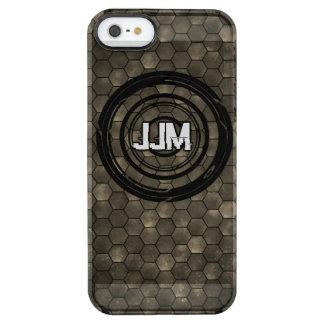 Capa Para iPhone SE/5/5s Transparente Caixa preta de IPhone 5