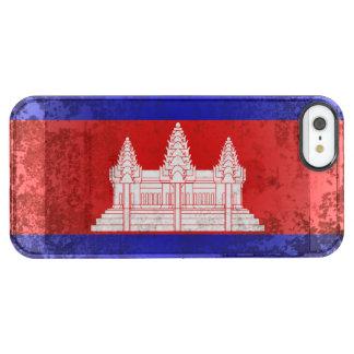 Capa Para iPhone SE/5/5s Transparente Cambodia