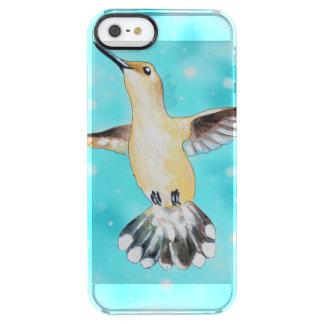 Capa Para iPhone SE/5/5s Transparente Céu do colibri