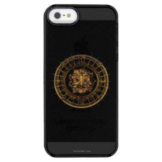 Capa Para iPhone SE/5/5s Transparente M.A.C.U.S.A. Seletor Multi-Enfrentado