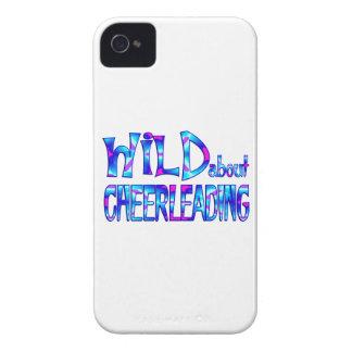 Capa Para iPhone Selvagem sobre Cheerleading