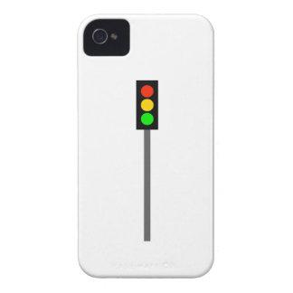Capa Para iPhone Sinal de trânsito em Pólo