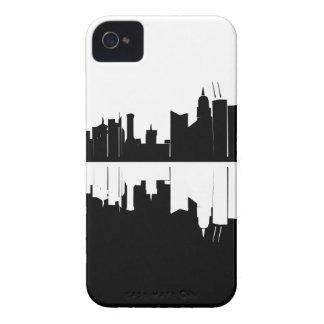 Capa Para iPhone Skyline de Shanghai